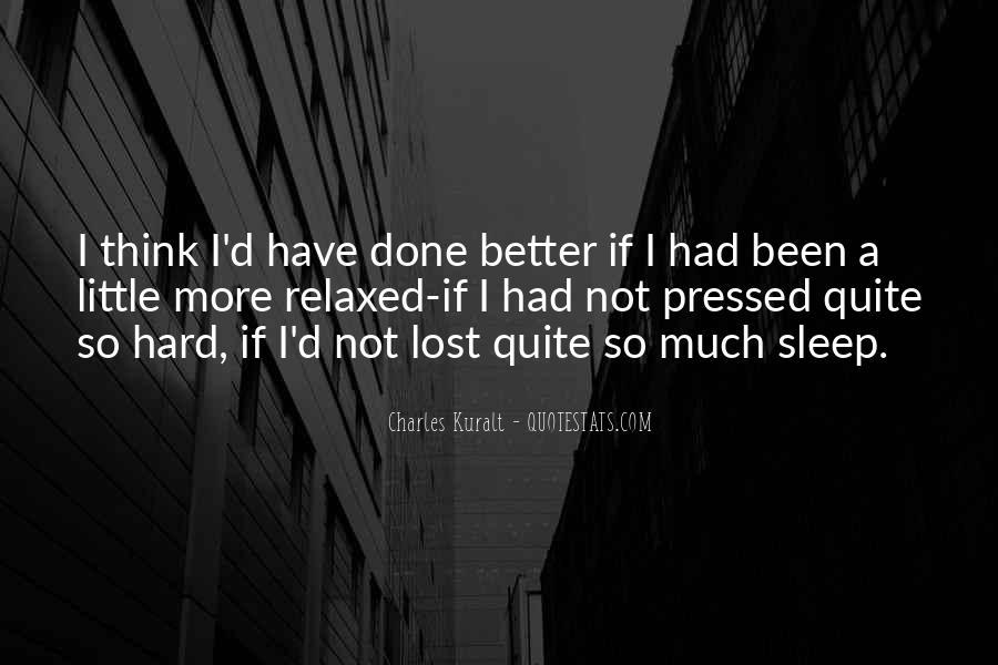 Charles Kuralt Quotes #1360043