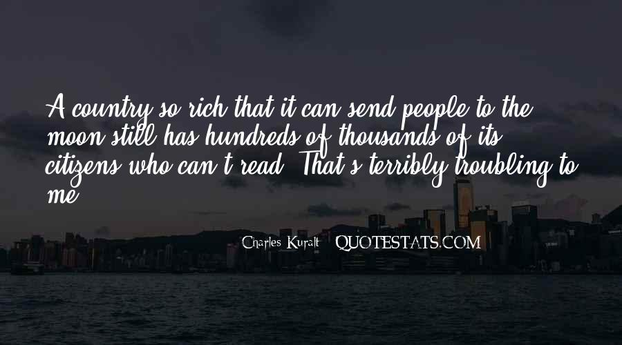 Charles Kuralt Quotes #1503167