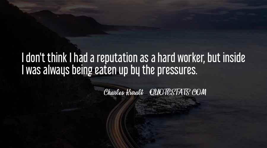 Charles Kuralt Quotes #1550839
