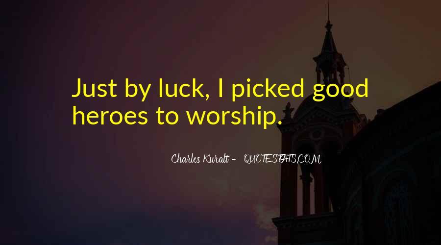 Charles Kuralt Quotes #160856
