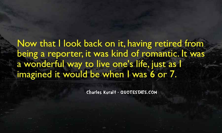 Charles Kuralt Quotes #1755654