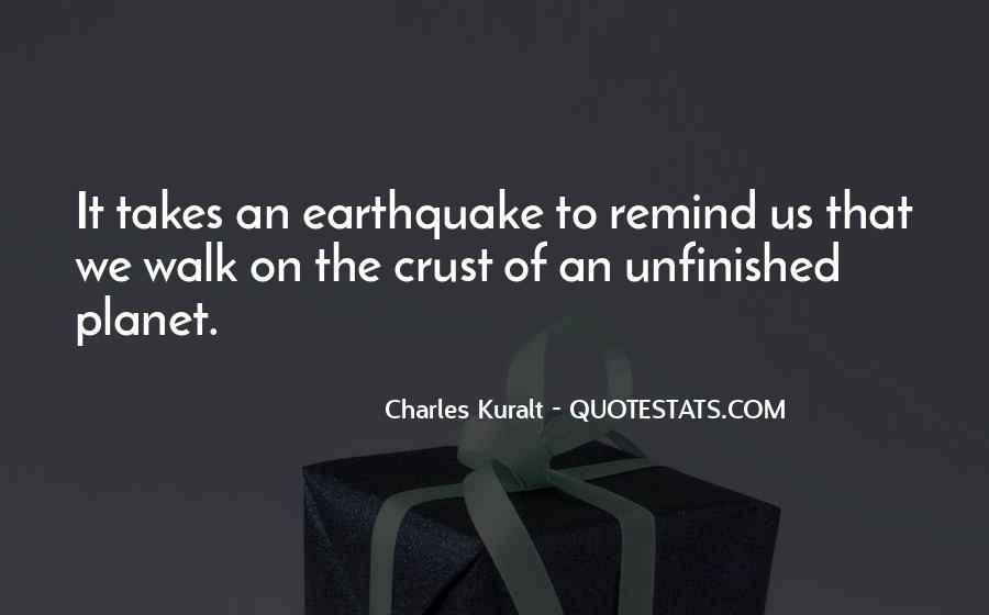 Charles Kuralt Quotes #1873595