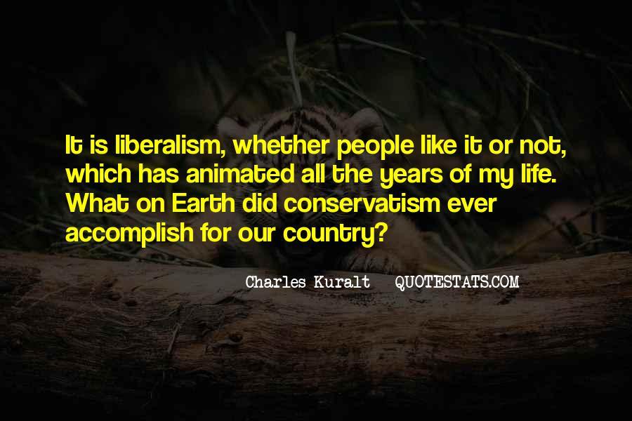 Charles Kuralt Quotes #31824