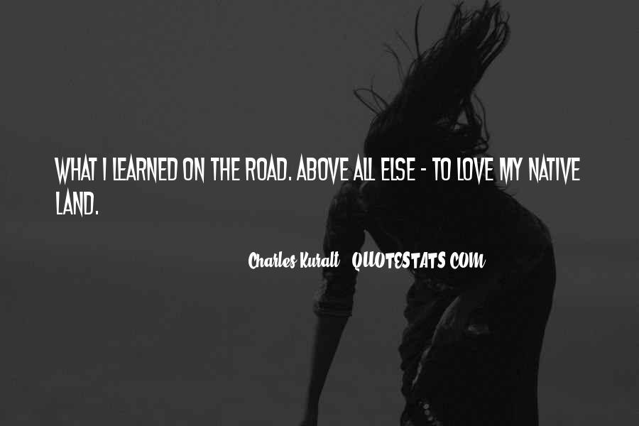 Charles Kuralt Quotes #448409