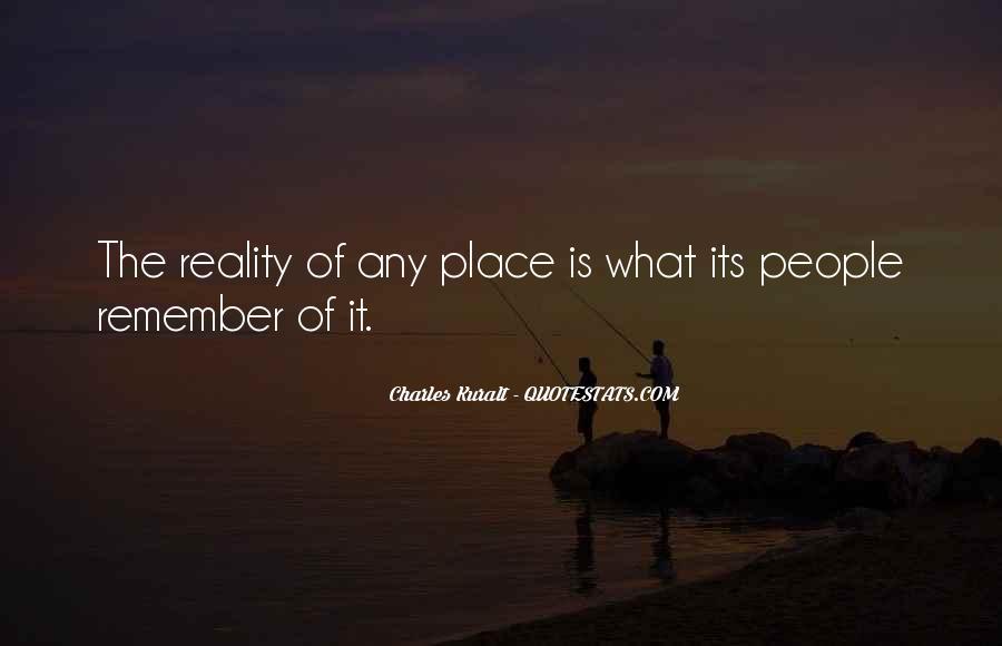 Charles Kuralt Quotes #558589