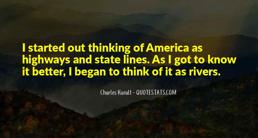 Charles Kuralt Quotes #572818