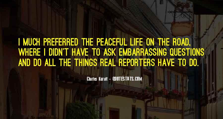 Charles Kuralt Quotes #60632