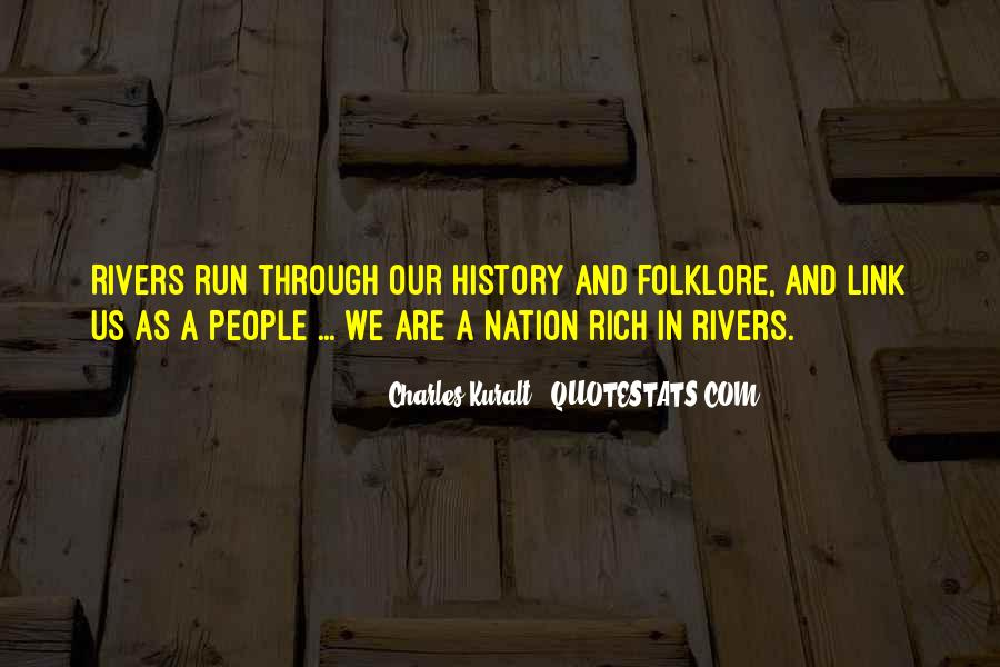 Charles Kuralt Quotes #67638