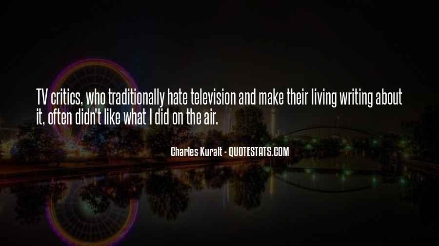 Charles Kuralt Quotes #680111