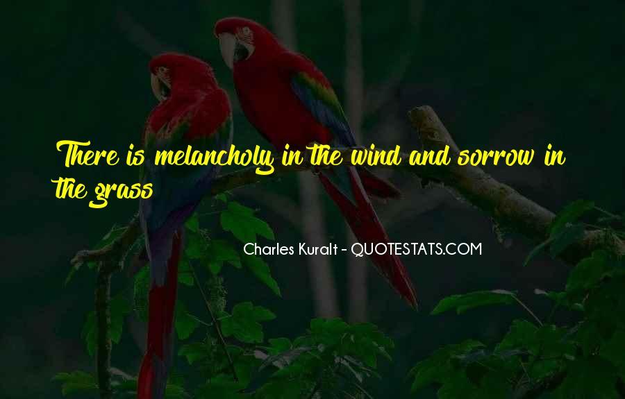 Charles Kuralt Quotes #763822