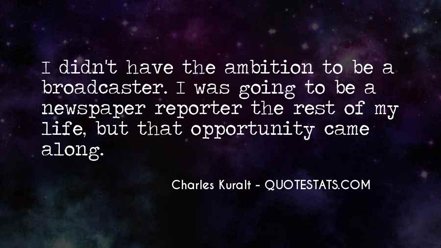 Charles Kuralt Quotes #951481