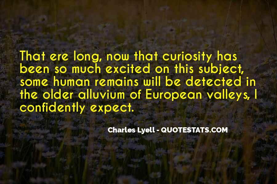 Charles Lyell Quotes #109167