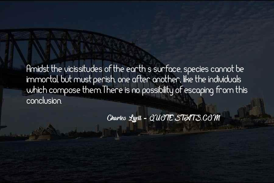 Charles Lyell Quotes #1108958
