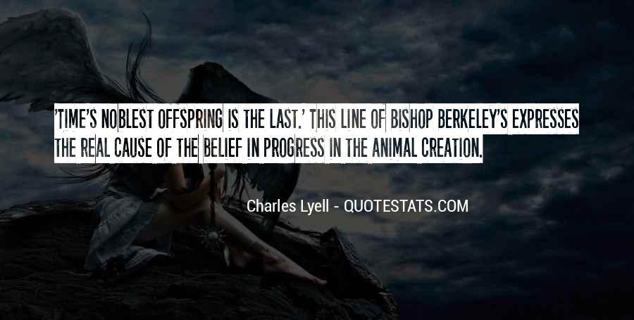 Charles Lyell Quotes #1142254