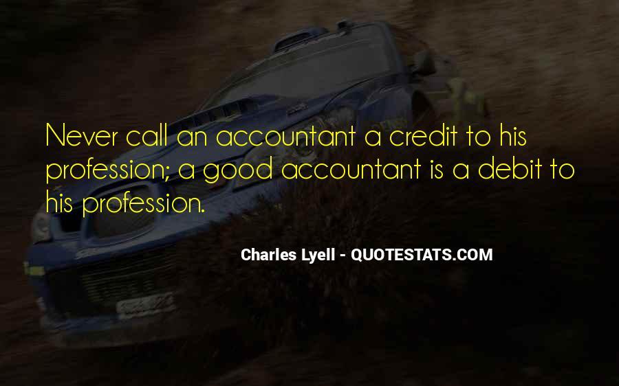 Charles Lyell Quotes #1212655