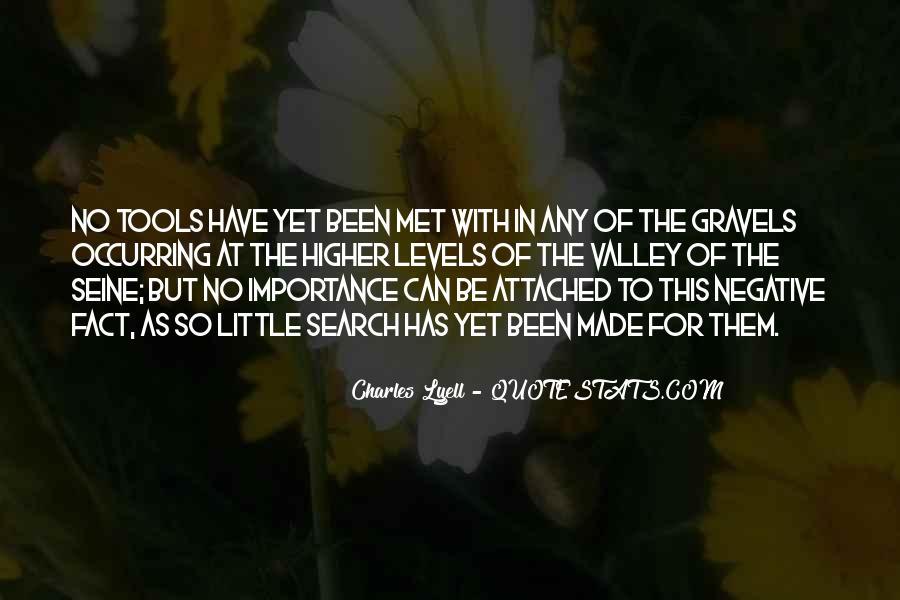 Charles Lyell Quotes #1335800