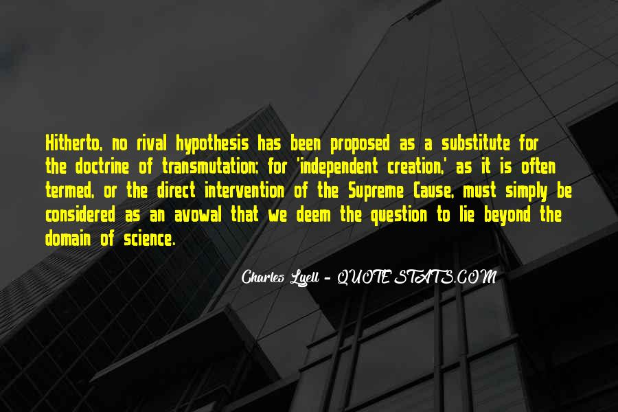 Charles Lyell Quotes #1436443