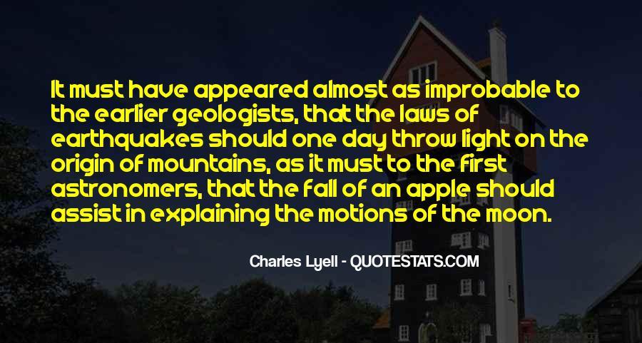 Charles Lyell Quotes #1532209