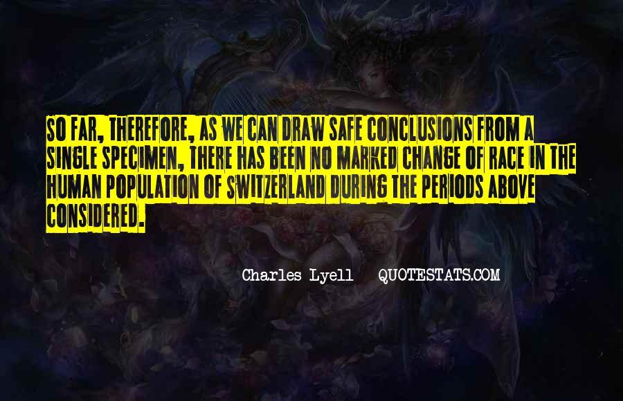 Charles Lyell Quotes #281787