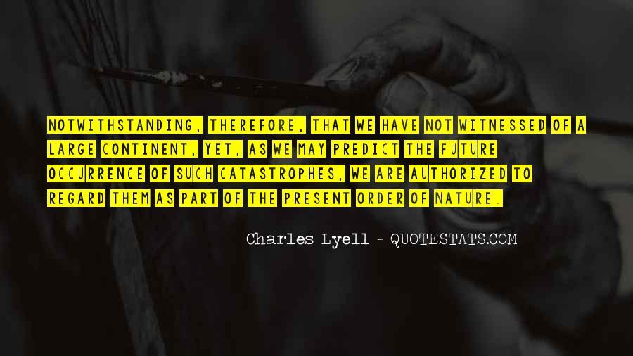 Charles Lyell Quotes #492169
