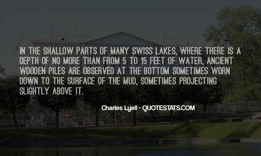 Charles Lyell Quotes #540202