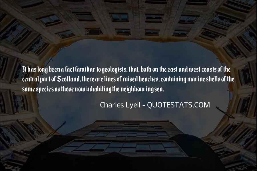 Charles Lyell Quotes #919438