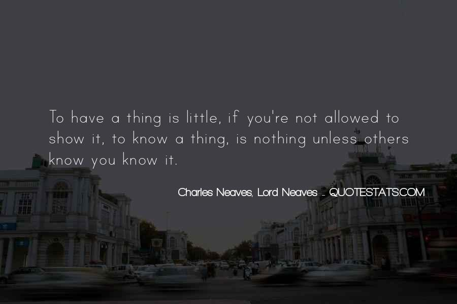 Charles Neaves, Lord Neaves Quotes #300843