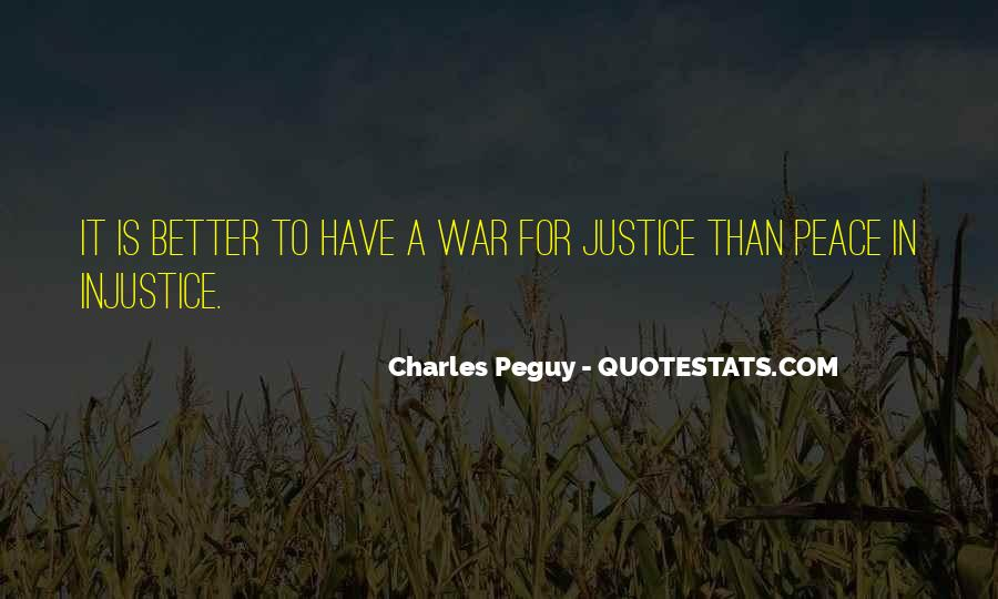 Charles Peguy Quotes #1004921