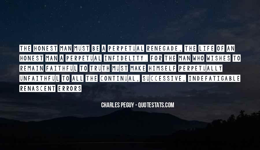 Charles Peguy Quotes #1451920