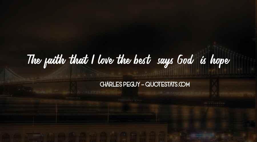 Charles Peguy Quotes #1774248