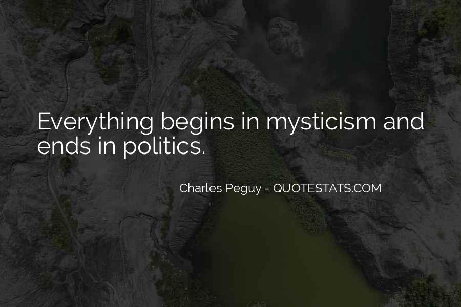 Charles Peguy Quotes #1832260