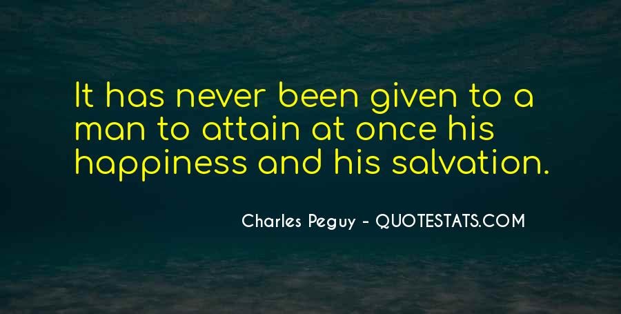 Charles Peguy Quotes #367167