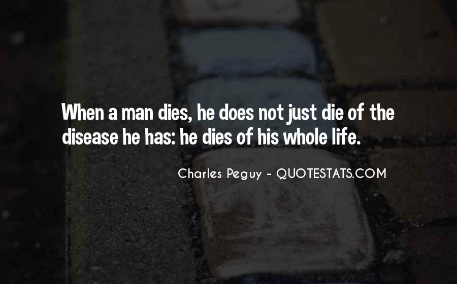 Charles Peguy Quotes #650790