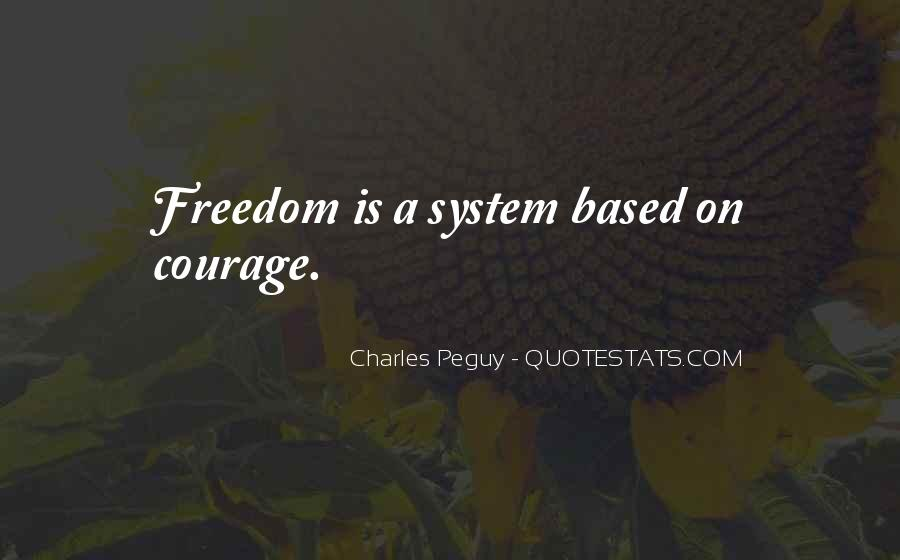 Charles Peguy Quotes #768894