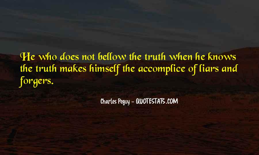 Charles Peguy Quotes #945619