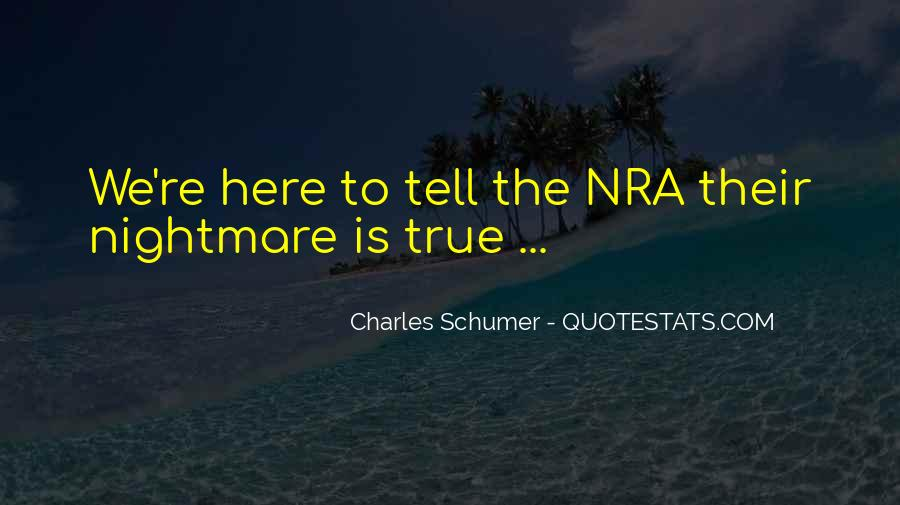 Charles Schumer Quotes #1070785