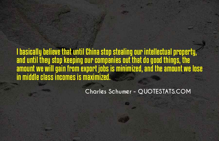 Charles Schumer Quotes #1177153