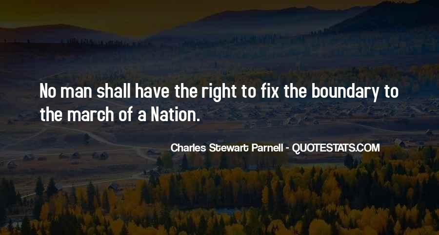 Charles Stewart Parnell Quotes #211098