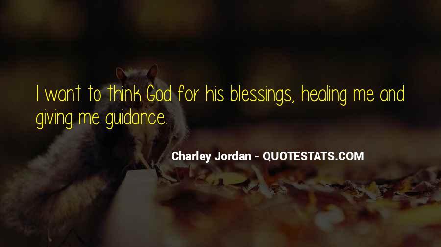 Charley Jordan Quotes #1652036