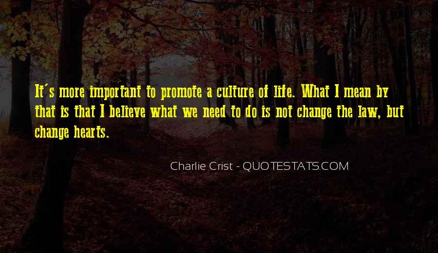 Charlie Crist Quotes #1226800