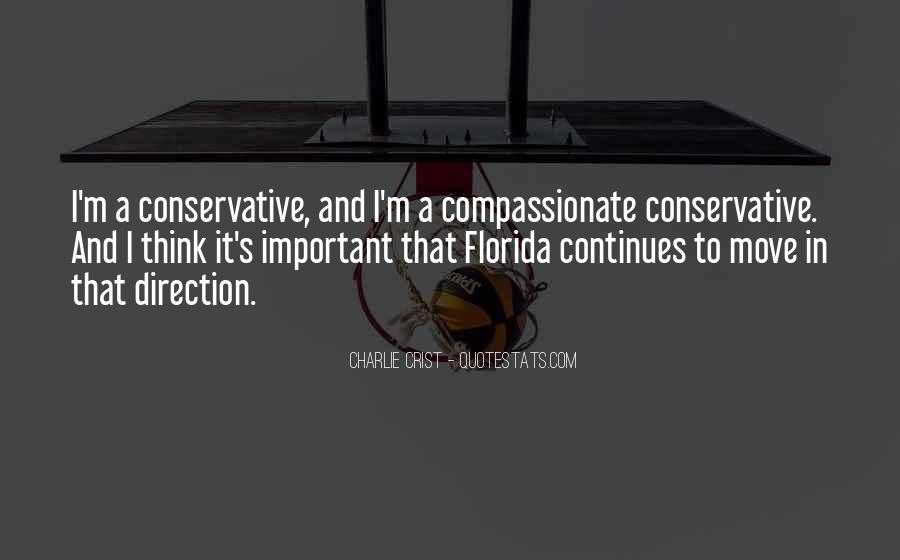 Charlie Crist Quotes #948209