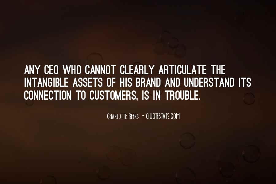 Charlotte Beers Quotes #1691305