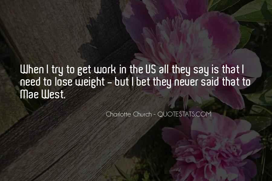 Charlotte Church Quotes #1353273