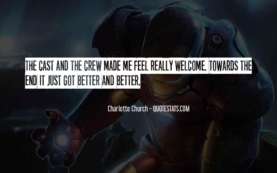 Charlotte Church Quotes #1789783