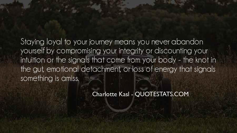 Charlotte Kasl Quotes #433790