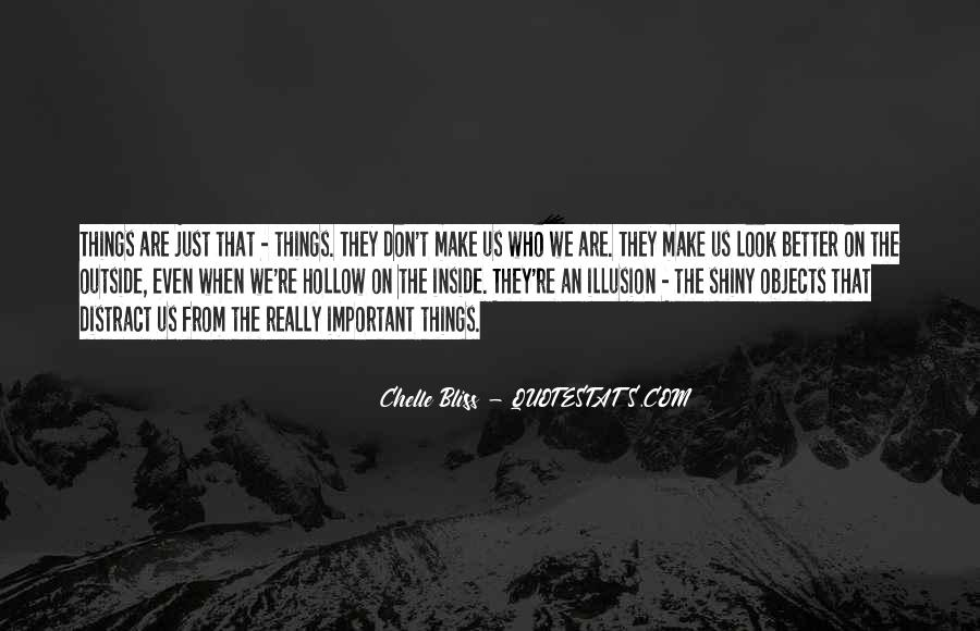 Chelle Bliss Quotes #44568