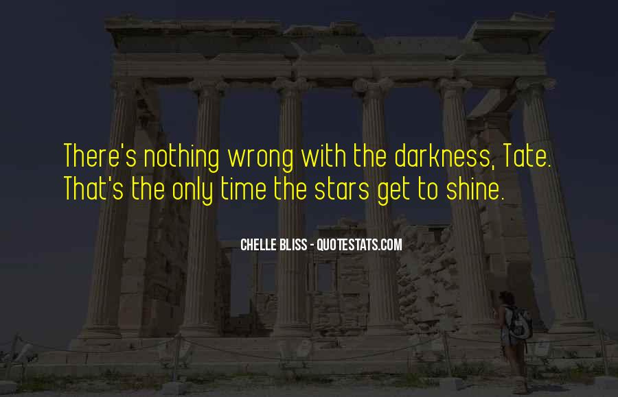 Chelle Bliss Quotes #579935