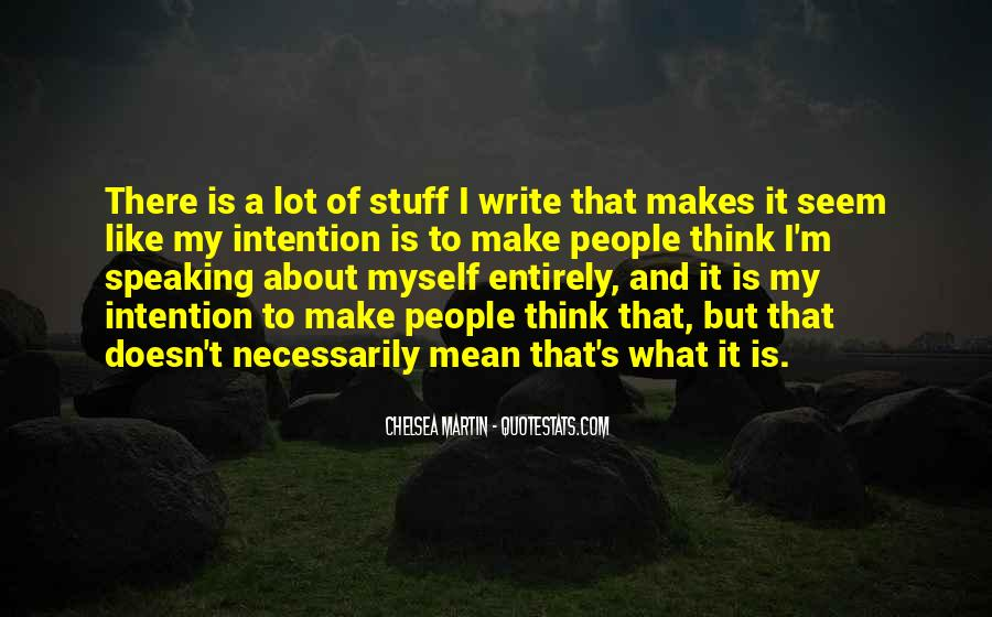 Chelsea Martin Quotes #1129956