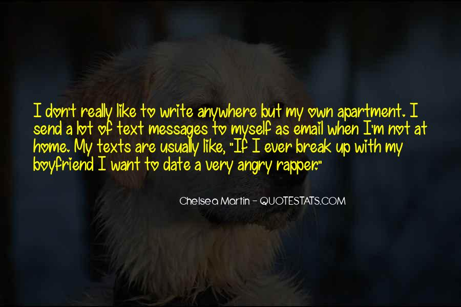 Chelsea Martin Quotes #1162694