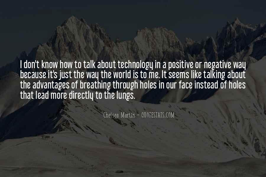 Chelsea Martin Quotes #1219309